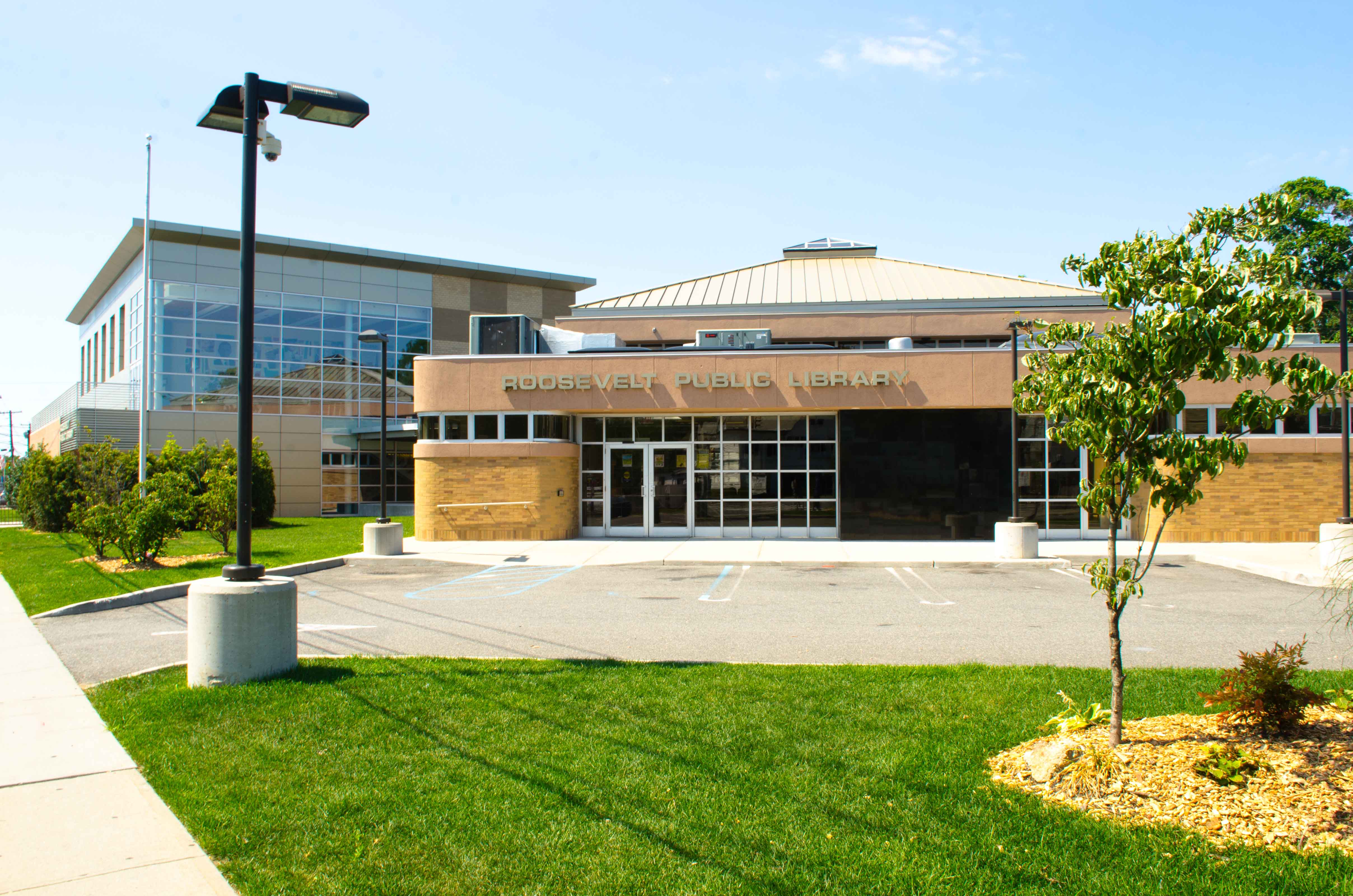 Roosevelt Public Library Grand Opening