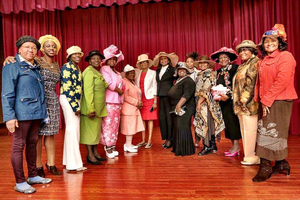 Women's Tea Celebration 2016 (Part I)