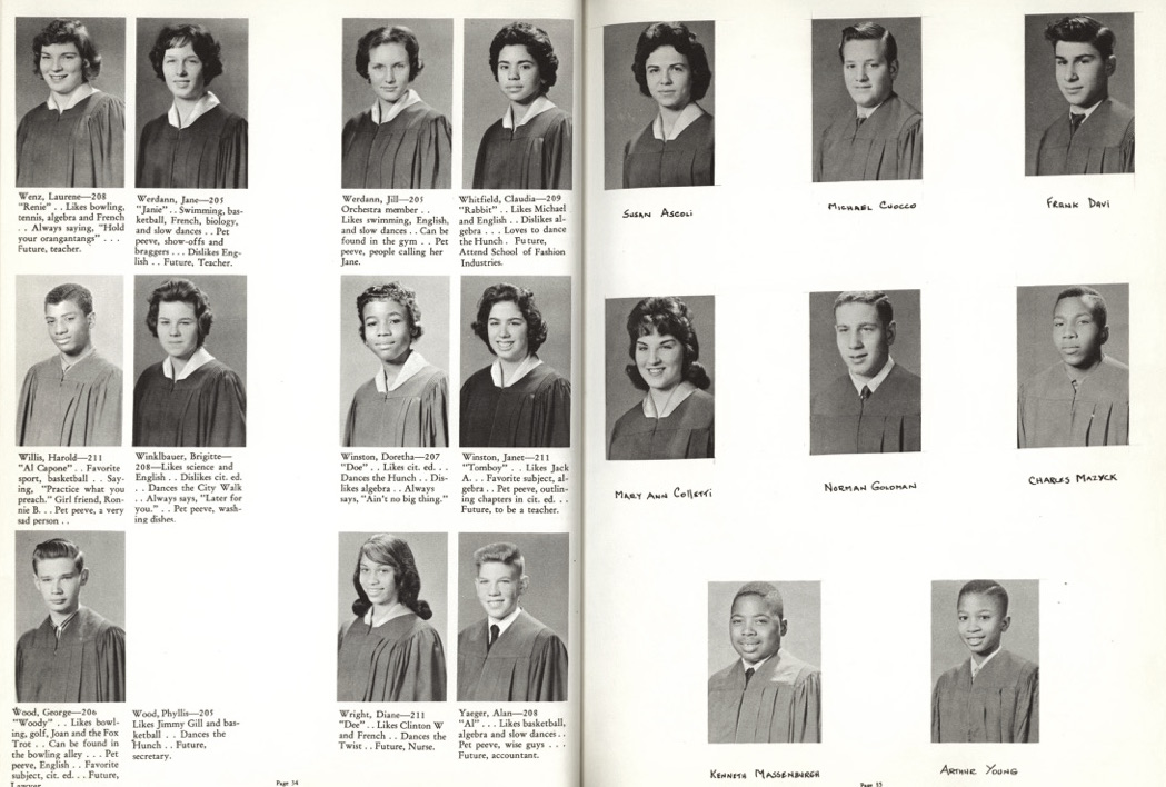 Roosevelt Public School Yearbooks